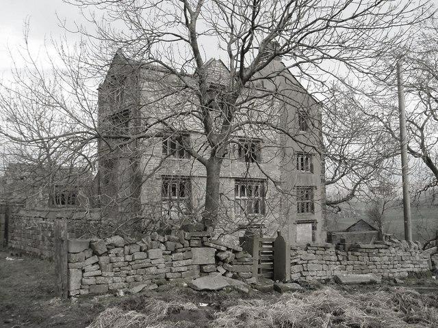 ruined manor