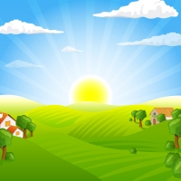 El lado soleado de la vida